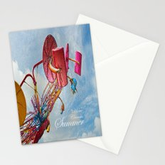 Here Comes Summer Stationery Cards