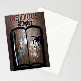 All Chapter Of Insidious Stationery Cards