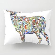 Third Eye Deer Pillow Sham