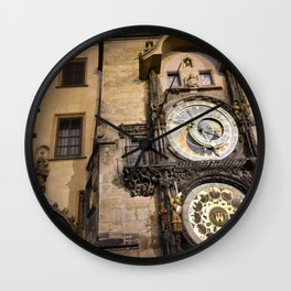 Astronomical Clock, Prague Wall Clock