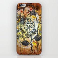 Botanism iPhone & iPod Skin