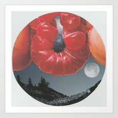 Soul to Squeeze Art Print