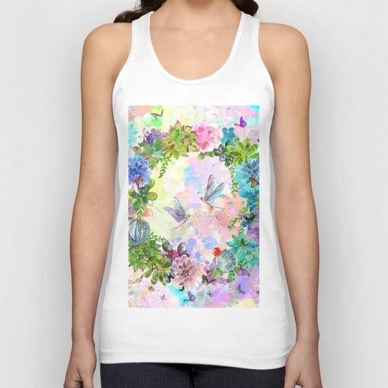 s for spring Unisex Tank Top