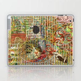 Prioritizing the Preservation of Favoured Struggles: Our Mesmerizing Bucket of Worms Laptop & iPad Skin