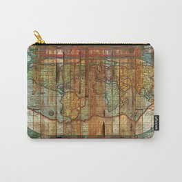 Antique World Carry-All Pouch