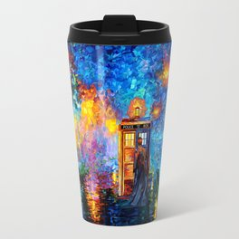 The 10th Doctor who Starry the night Art painting iPhone 4 4s 5 5c 6 7, pillow case, mugs and tshirt Travel Mug