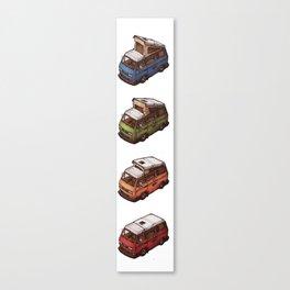 Transformieren Canvas Print