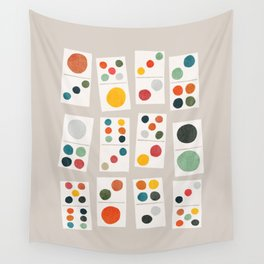 Domino Wall Tapestry