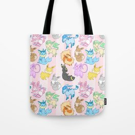 Eeveelution Pollution Tote Bag