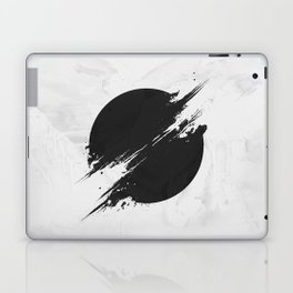 The Sun Is Black Laptop & iPad Skin
