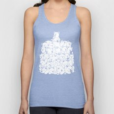 Bear T-Shirt Hibernation Kids Unisex Tank Top