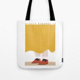Hidden Figures #1 Tote Bag