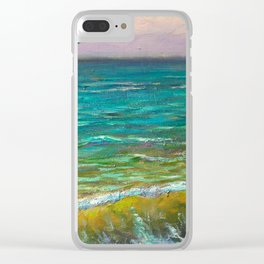 fishboat Clear iPhone Case