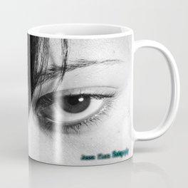 You See Me by Jesse Flora Coffee Mug