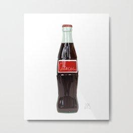 Coke by JIPS Metal Print