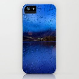 Concept Bavaria : Lake Schliersee iPhone Case