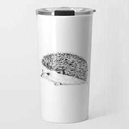 Porcupine | Animal Illustration Travel Mug