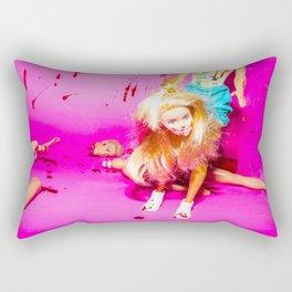 Barbara in Real Life #3 Rectangular Pillow