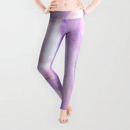 Pastel Tie Dye Paint Leggings