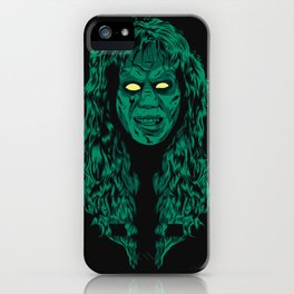 The Exorcism of Regan MacNeil iPhone Case