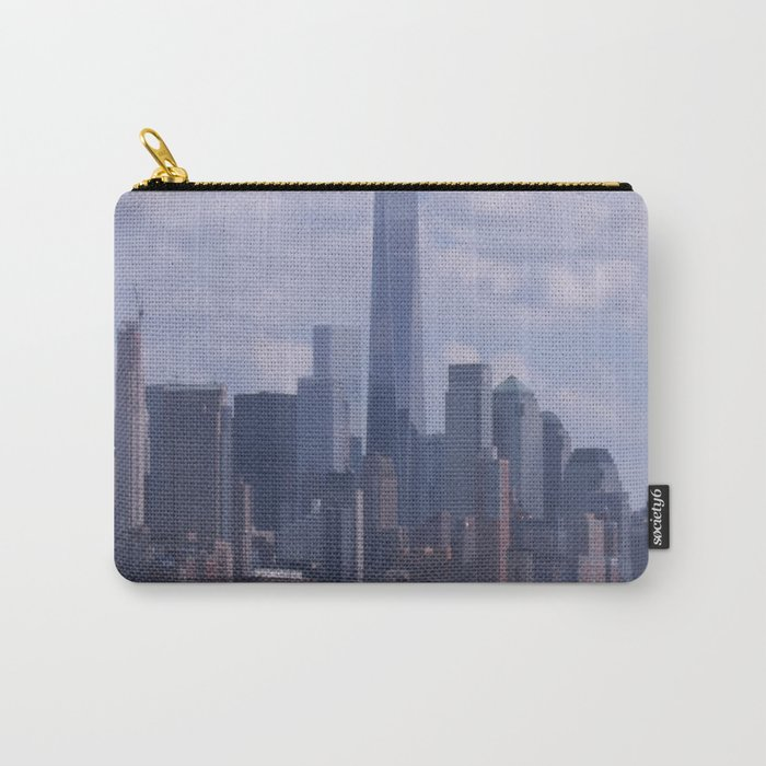 NY Cityscape Carry-All Pouch