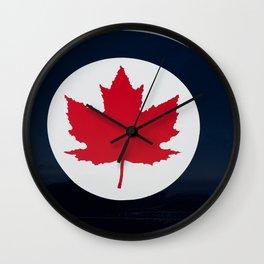 RCAF LOGO Wall Clock