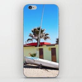 Ashore iPhone Skin