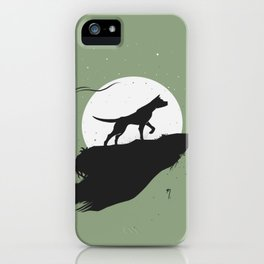 Canine Soul iPhone Case