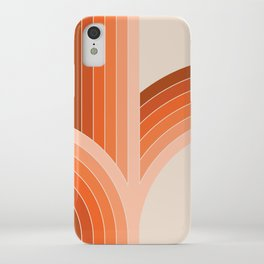 Red Rock Bounce iPhone Case