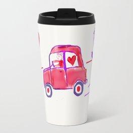 Valentine Delivery Travel Mug