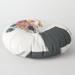 Floral beauty Floor Pillow