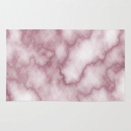 Pink Marbel Rug