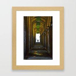 Sydney Coal Loader Framed Art Print