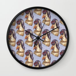 eagle babes 30's Wall Clock