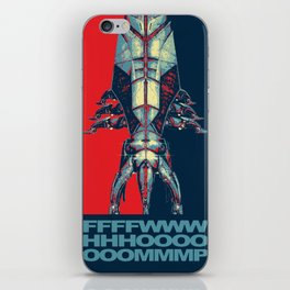 The Call of Reaper -Mass Effect iPhone Skin