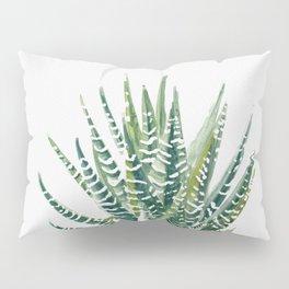 Zebra Cactus Pillow Sham