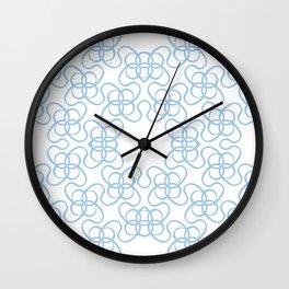 Macrame 02 Wall Clock