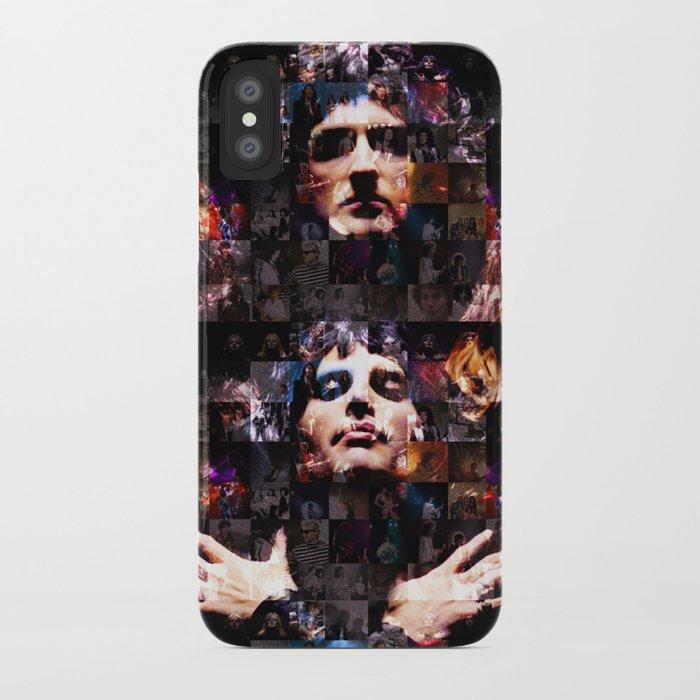 best sneakers 1dd82 8584e Bohemian Rhapsody 4 iPhone Case by kristenpalamara