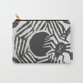 Spider Moon Carry-All Pouch