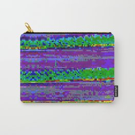 IBB 001 Toxic Stripes Carry-All Pouch