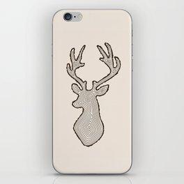 My Deer Tree iPhone Skin