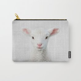 Lamb - Colorful Carry-All Pouch