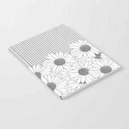 Daisy Grid Notebook