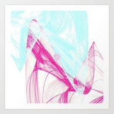 Swerv Art Print