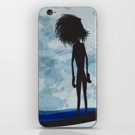overlooking iPhone Skin