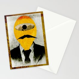 Don't Judge a Man.... Stationery Cards