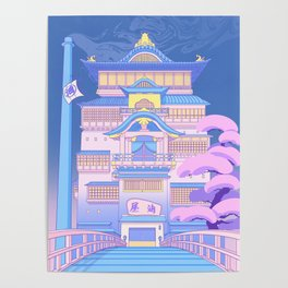 The Bath House Poster