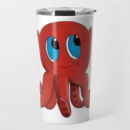Bloop the friendly octopus Travel Mug