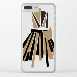 Fashion Designer Icons: Yohji Yamamoto Origami Clear iPhone Case