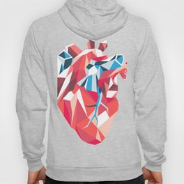 Poligon Heart Hoody